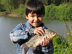 Рыбачок с карасиком