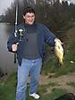 Первая рыбалка в Германии 2007г.