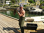 На Рыбалке в Норвегии