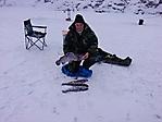 На рыбалке 05.01.2011