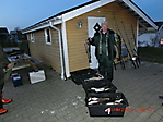 Рыбалка в Дании остров Лангеланд